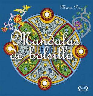 MANDALAS DE BOLSILLO 2 AZUL OSCURO (PUNTILLADO)