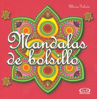 MANDALAS DE BOLSILLO 10 MAGENTA (PUNTILLADO)