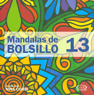 MANDALAS DE BOLSILLO 13 (PUNTILLADO)