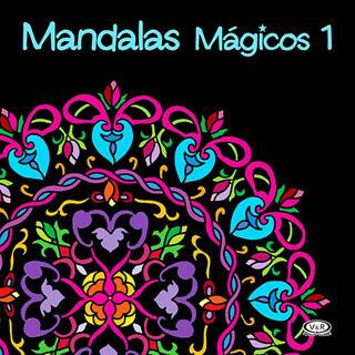 MANDALAS MAGICOS 1 (PUNTILLADO)