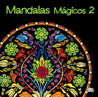 MANDALAS MAGICOS 2 (PUNTILLADO)