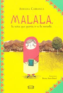MALALA, LA NIÑA QUE QUERIA IR A LA ESCUELA