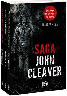 SAGA JOHN CLEAVER (NO SOY UN SERIAL KILLER - NO...