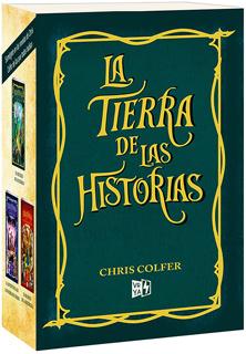 LA TIERRA DE LAS HISTORIAS PACK (EL HECHIZO DE...