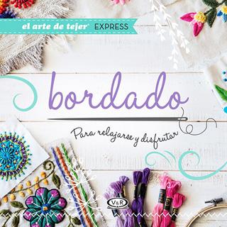 BORDADO PARA RELAJARSE Y DISFRUTAR