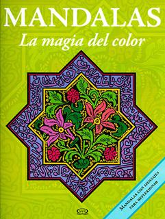 MANDALAS LA MAGIA DEL COLOR 12