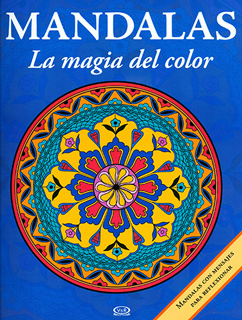 MANDALAS LA MAGIA DEL COLOR 13