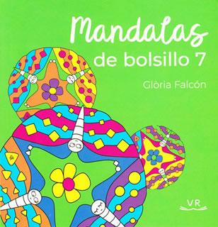 MANDALAS DE BOLSILLO 7 N.V. PUNTILLADO (VERDE)