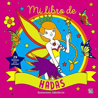 MI LIBRO DE LAS HADAS