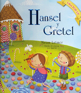 CLASICOS POP UP: HANSEL Y GRETEL