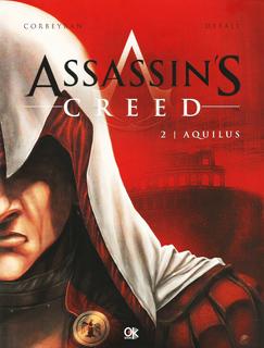 ASSASSINS CREED 2: AQUILUS (NOVELA GRAFICA)