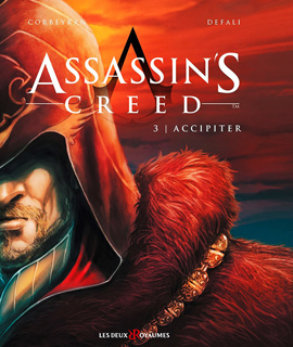 ASSASSINS CREED 3: ACCIPITER (NOVELA GRAFICA)