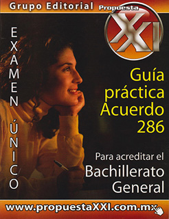 GUIA PRACTICA ACUERDO 286 EXAMEN UNICO PARA...
