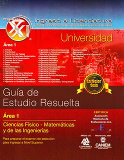 GUIA DE ESTUDIO RESUELTA. AREA 1:...