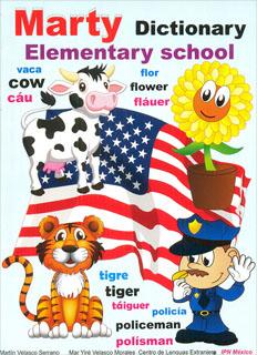 MARTY DICTIONARY ELEMENTARY SCHOOL (INGLES CON...